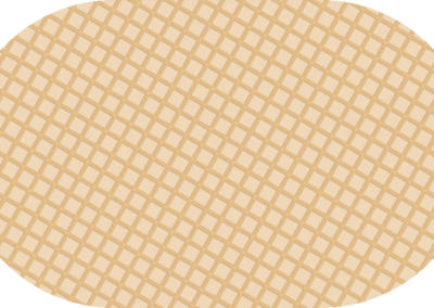 Wafer motif - Grating